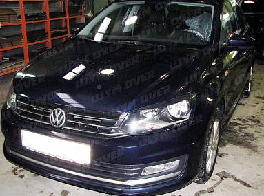 Volkswagen Polo Sedan кузов