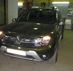 Renault Duster (арки)